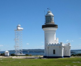 Point Perpendicular Lighthouse and Lookout - WA Accommodation