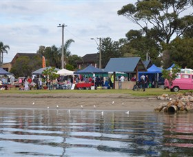 Greenwell Point Riverside Markets - WA Accommodation