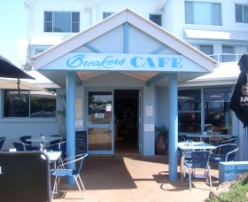 Breakers Cafe and Restaurant - WA Accommodation