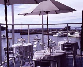 Harbourside Restaurant - WA Accommodation