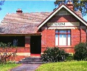 Nowra Museum and Shoalhaven Historical Society