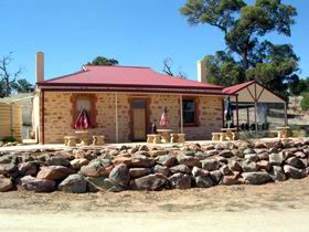 Uleybury Wines - WA Accommodation