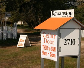 Rowanston on the Track Winery  Bed and Breakfast - WA Accommodation