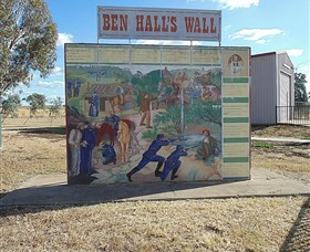 Ben Halls Wall - WA Accommodation