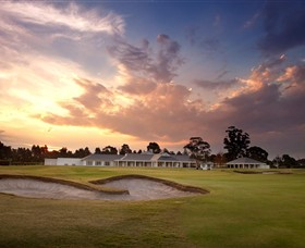 Kingston Heath Golf Club - WA Accommodation
