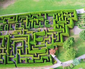 Hedgend Maze and Healesville Laser Sport - WA Accommodation