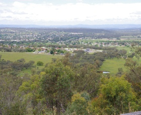 McIlveen Park Lookout - WA Accommodation