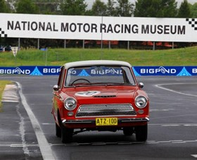 National Motor Racing Museum - WA Accommodation