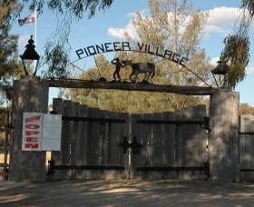 Inverell Pioneer Village - WA Accommodation