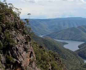 Landers Falls Lookout - WA Accommodation