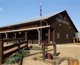 South Burnett Region Timber Industry Museum - WA Accommodation