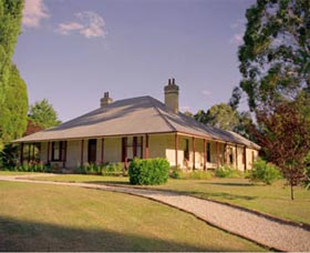 Eskbank House and Museum - WA Accommodation