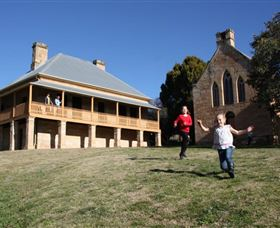 Hartley Historic Site - WA Accommodation