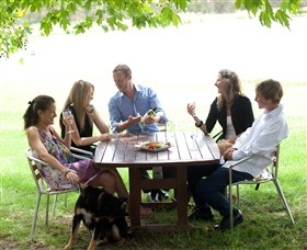Hidden Creek Winery and Cafe - WA Accommodation