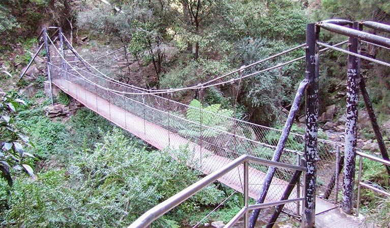 Jenolan River walking track - WA Accommodation
