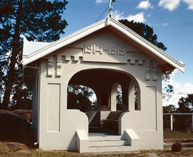Stanthorpe Soldiers Memorial - WA Accommodation