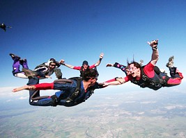 Skydive Maitland - WA Accommodation
