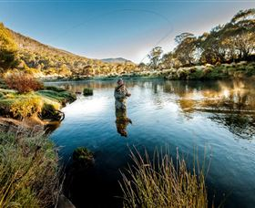 Fly Fishing Tumut - WA Accommodation