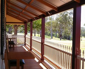 Riverside Oaks Golf Course - WA Accommodation