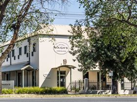 Haigh's Chocolates Visitor Centre - WA Accommodation