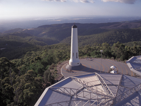Mount Lofty Summit - WA Accommodation