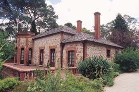 Old Government House - WA Accommodation