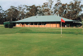 Echunga Golf Club Incorporated - WA Accommodation