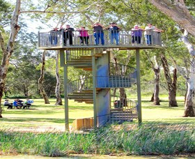 Darling and Murray River Junction and Viewing Tower - WA Accommodation