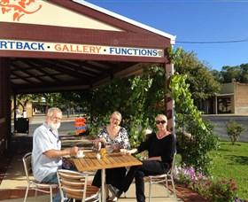 Artback Australia Gallery and Cafe - WA Accommodation