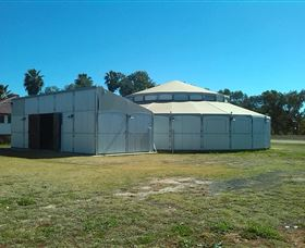 Augathella Q150 Shed - WA Accommodation