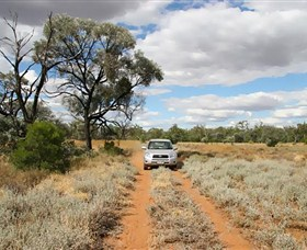 Augathella 4x4 Stock Route Trail - WA Accommodation
