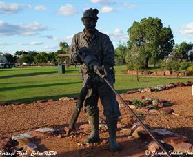 Cobar Miners Heritage Park - WA Accommodation