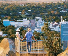 Towers Hill Lookout and Amphitheatre - WA Accommodation
