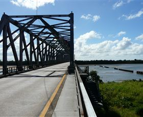 Burdekin River Bridge - WA Accommodation