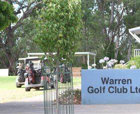 Warren Golf Club - WA Accommodation