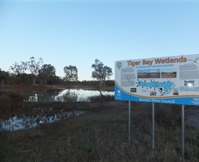 Tiger Bay Wetlands - WA Accommodation