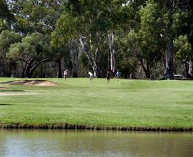 Deniliquin Golf Club - WA Accommodation