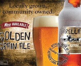 Barellan Beer - Community Owned Locally Grown Beer - WA Accommodation