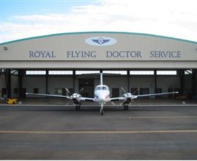Royal Flying Doctor Service Dubbo Base Education Centre Dubbo - WA Accommodation