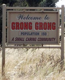 Grong Grong Earth Park - WA Accommodation