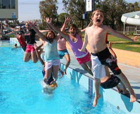 Dubbo Aquatic Leisure Centre - WA Accommodation