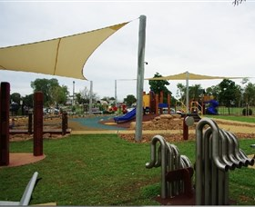 Livvi's Place Playground - WA Accommodation