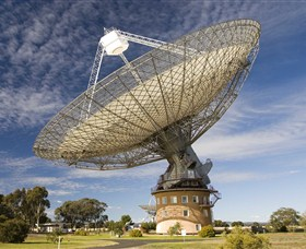CSIRO Parkes Radio Telescope - WA Accommodation