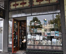 The Known World Bookshop  Boutique City Apartment - WA Accommodation