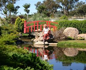 Wellington Osawano Japanese Gardens - WA Accommodation