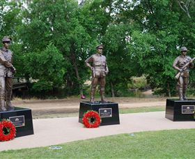 VC Memorial Park - Honouring Our Heroes - WA Accommodation