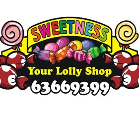 Sweetness Your Lolly Shop and Gelato - WA Accommodation