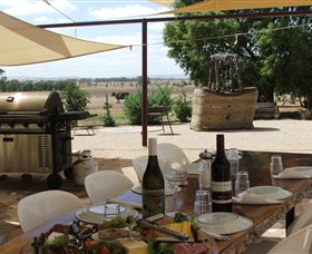 Toms Waterhole Wines - WA Accommodation