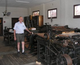 Henty Observer Printing Museum - WA Accommodation