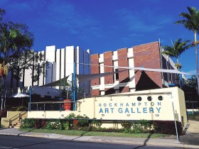 Rockhampton Art Gallery - WA Accommodation